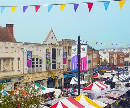 Loughborough - A Market Town