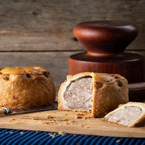 Melton Mowbray - Town of Pies