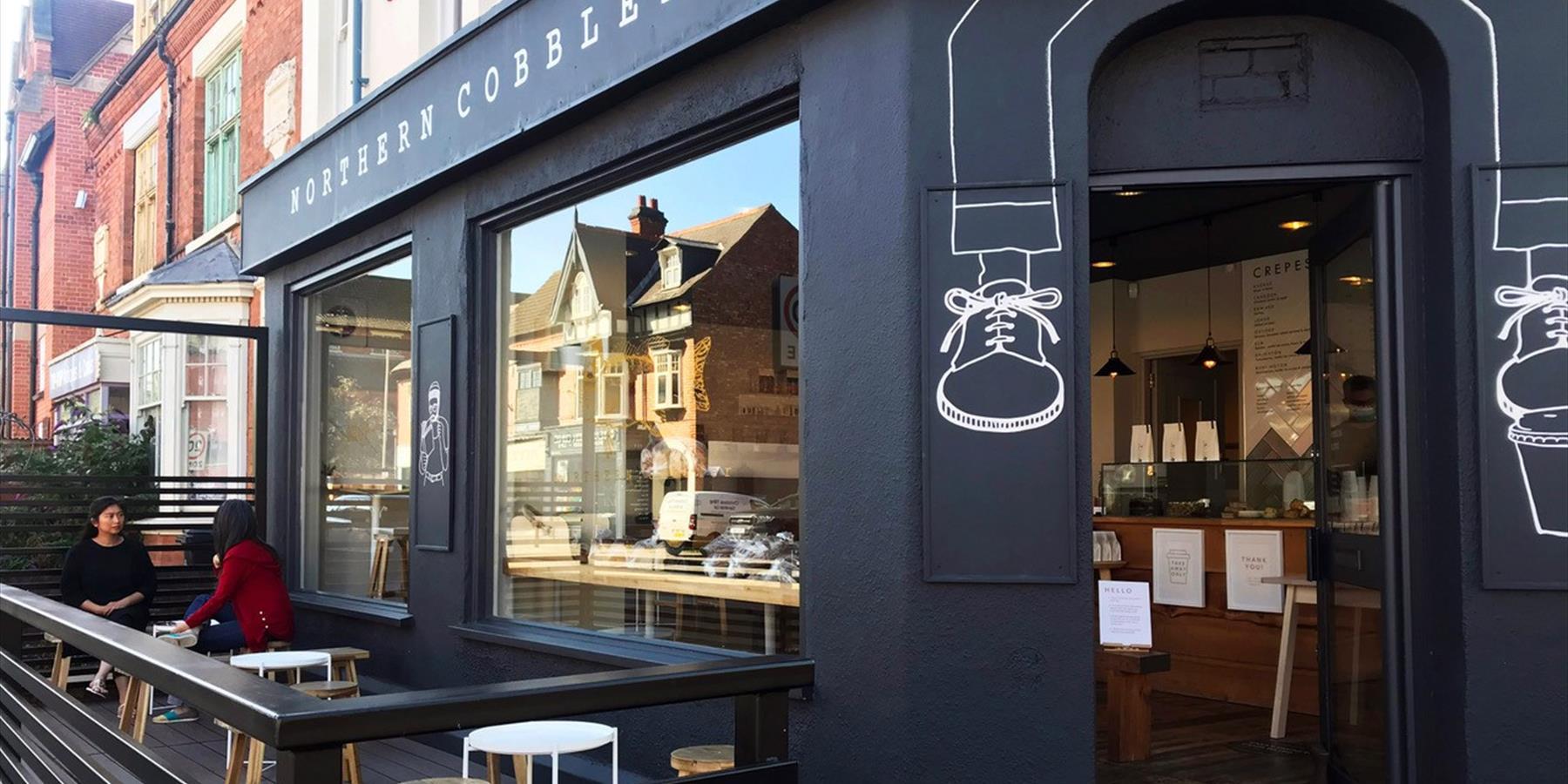 northern cobbler cafe