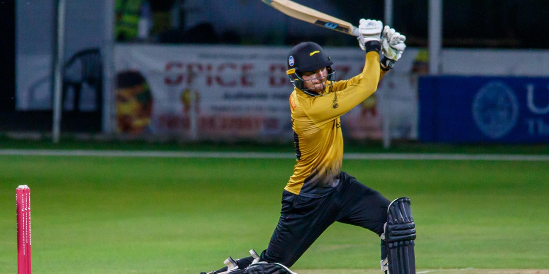 Leicestershire Foxes v Derbyshire Falcons