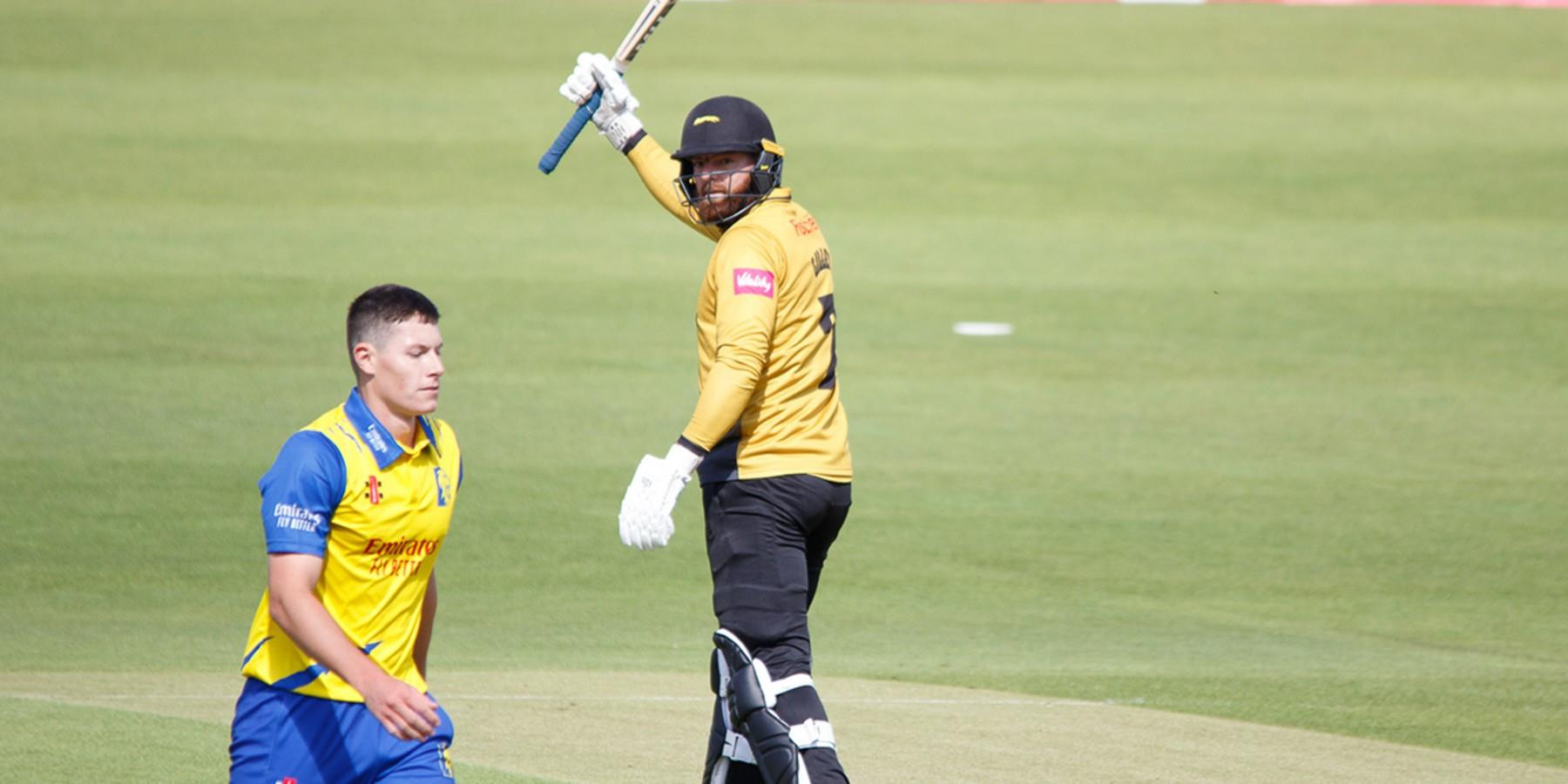 Leicestershire Foxes v Durham