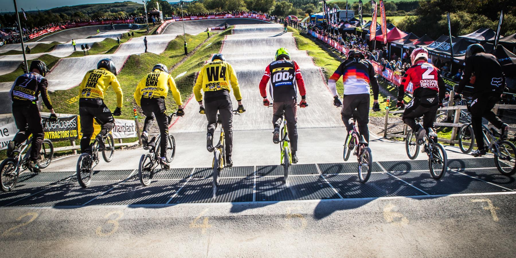bmx, bmx racing, leicester bmx, Olympics, british cycling, leicester huncote hornets