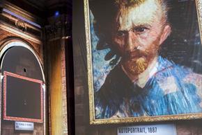 Van Gogh the immersive experience