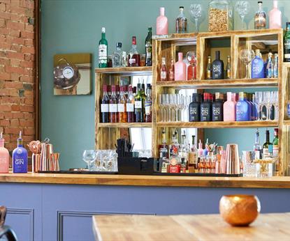 Distillers Kitchen