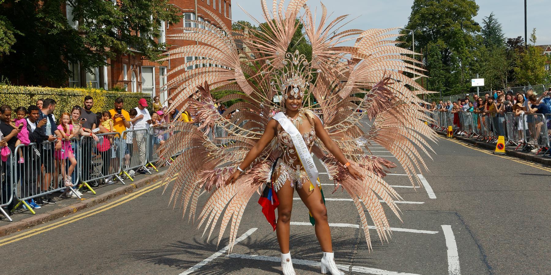Caribbran Carnival winner