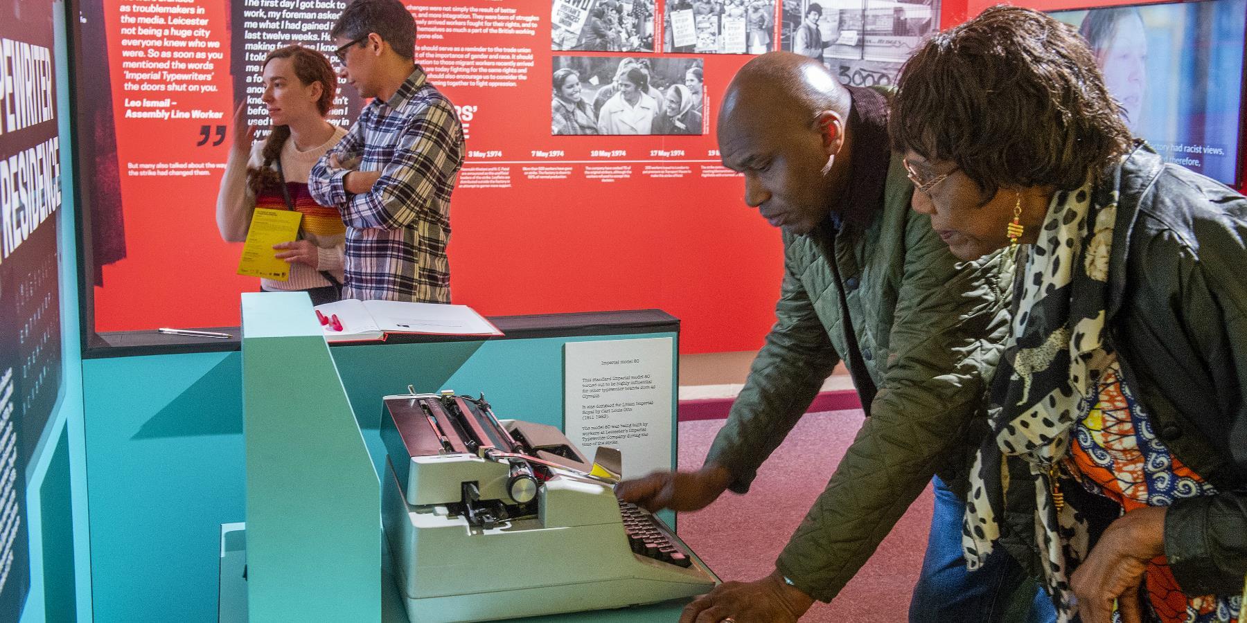 The Strike at Imperial Typewriters writer