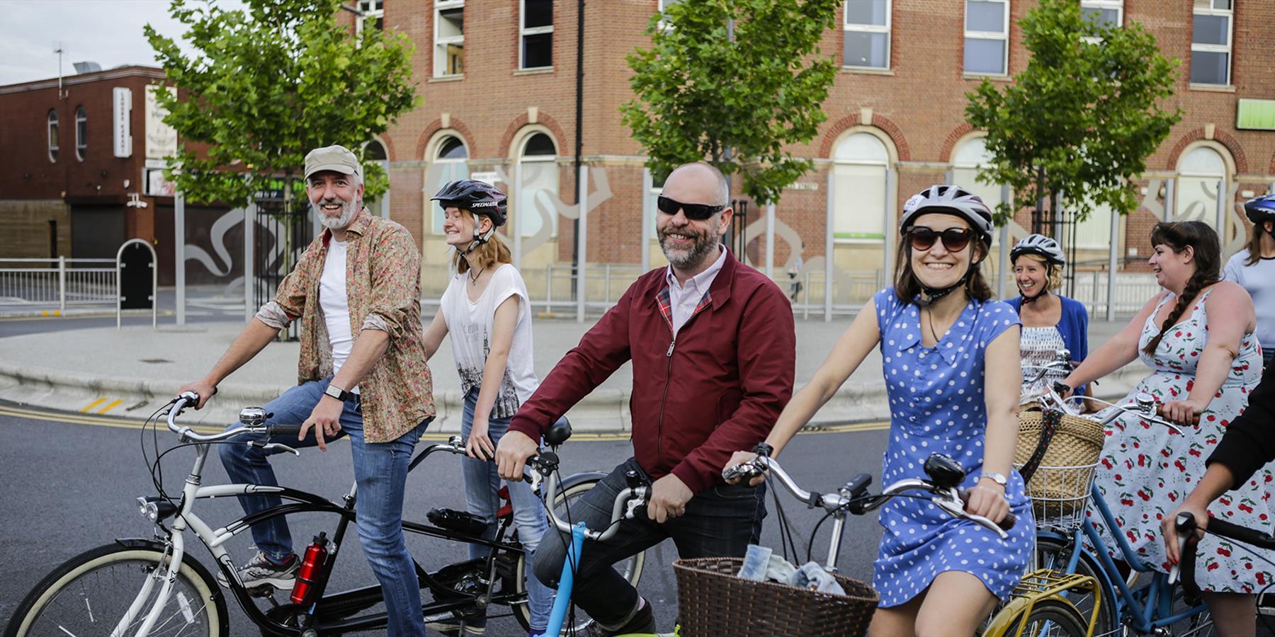 Ride Leicester Festival