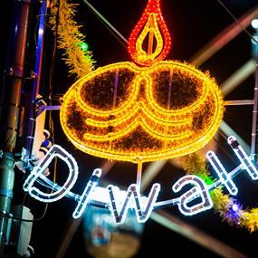 Diwali Day parade