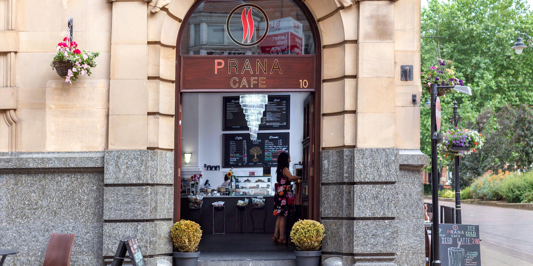 Prana Cafe