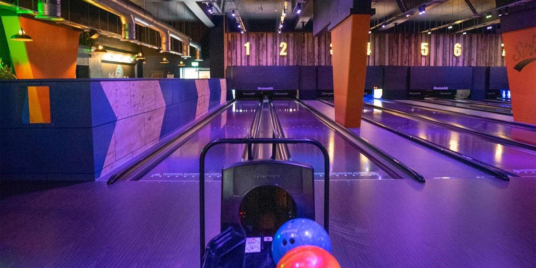 East Street Lanes Bowling
