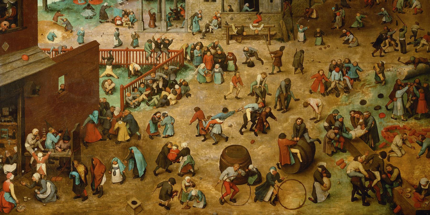 Medieval Playtime at KRIII