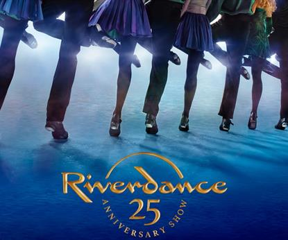 Riverdance at De Montfort Hall