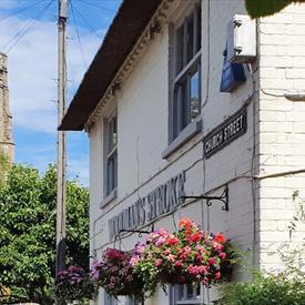 woodmans stroke pub and rothley church
