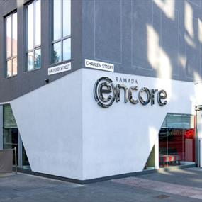Ramada Encore - Accommodation in Leicester