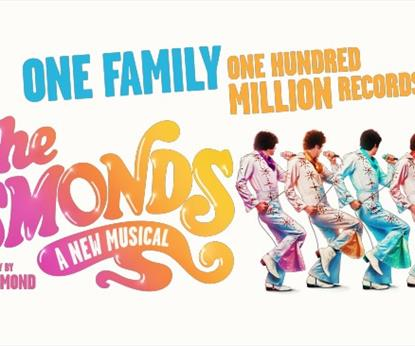 The Osmonds poster