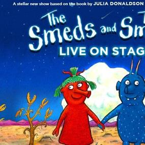 The Smeds and the Smoos poster
