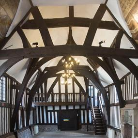 The Great Hall, Leicester Guildhall