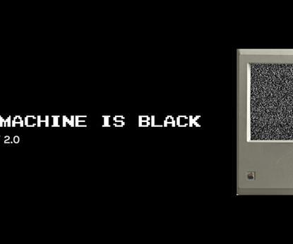 This Machine is Black
