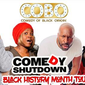 Comedy of Black Origin banner