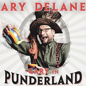 Gary Delaney poster