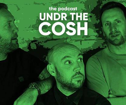 Undr The Cosh promotional poster
