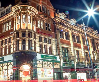 The Y - Theatres, See & Do in Leicester