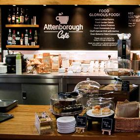 Attenborough Arts Centre  Cafe - Eat & Drink in Leicester