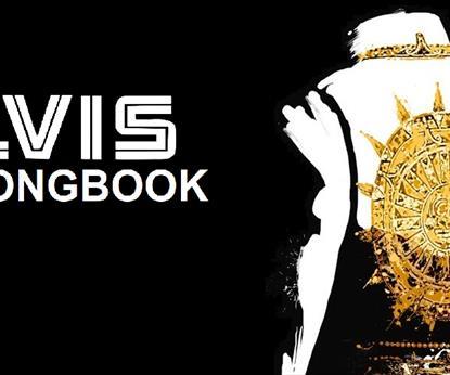 Elvis the Songbook banner