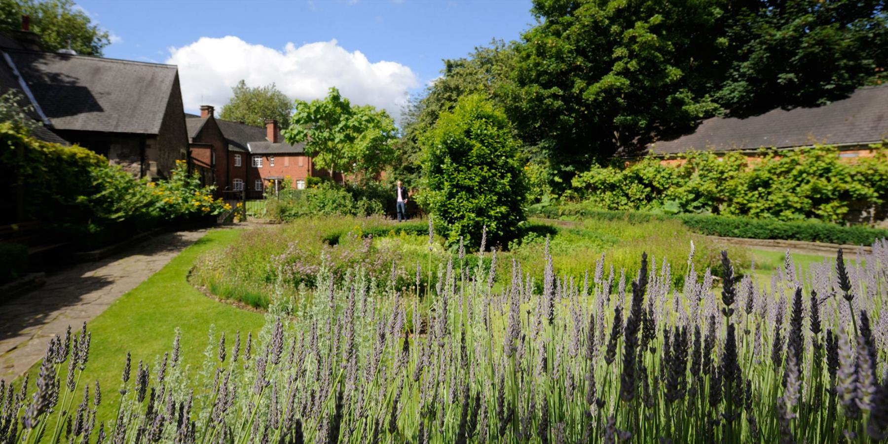 Castle Gardens - Parks, Sport & recreation in Leicester