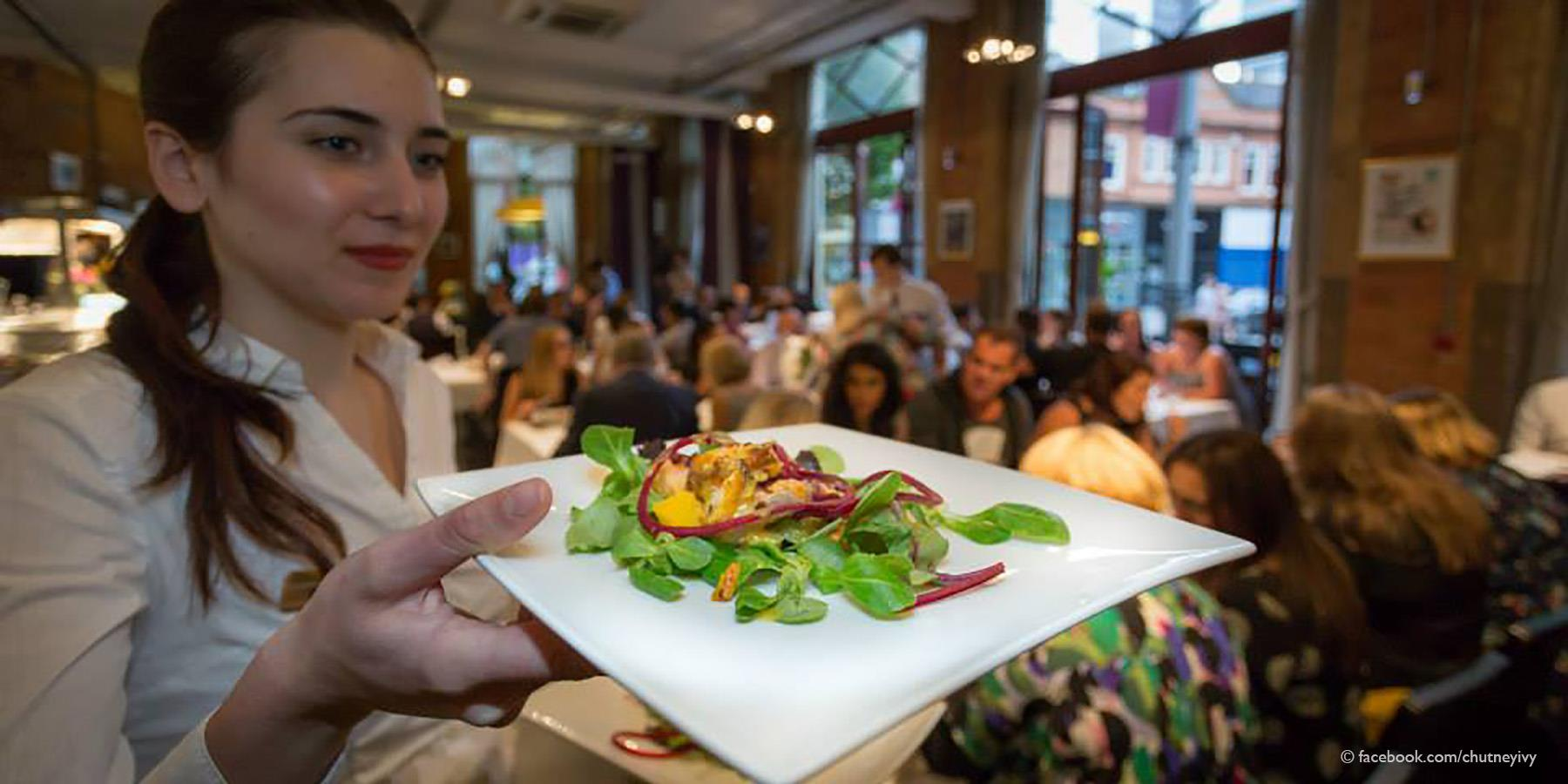 Chutney Ivy, Restaurants - Eating and Drinking in Leicester