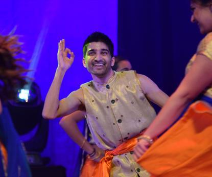 Nupur arts dancer