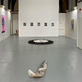 Leicester Contemporary interior