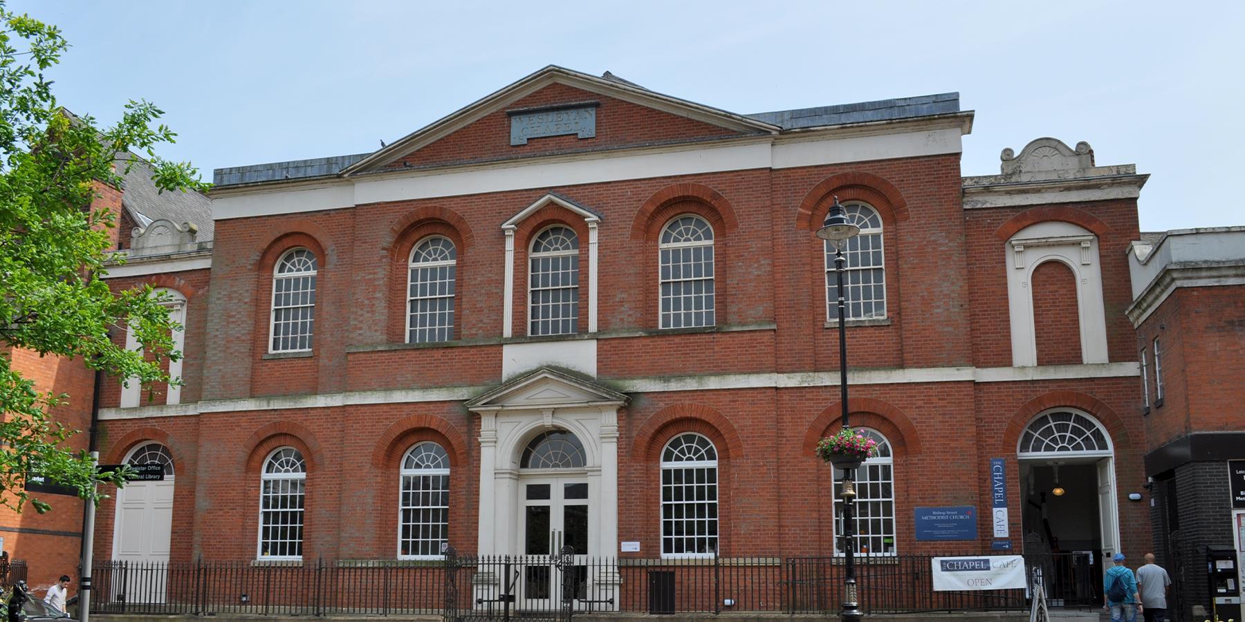 Bishop Street Methodist Church