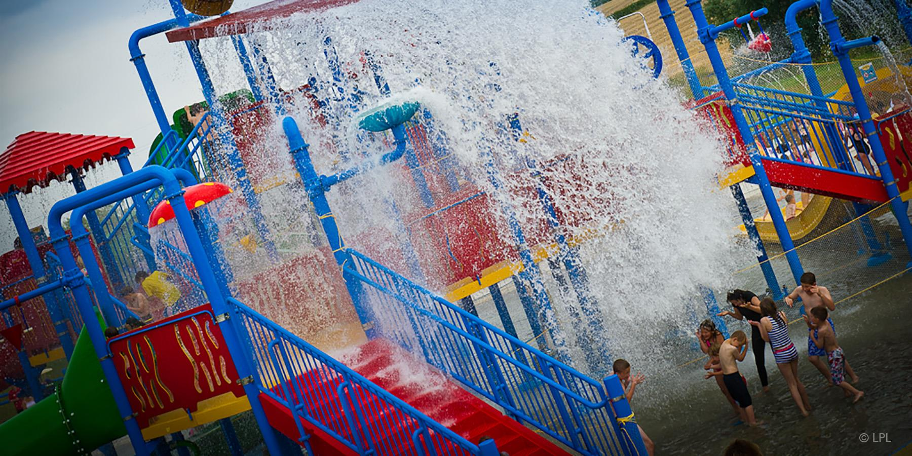 Twin Lakes theme park, Leicestershire