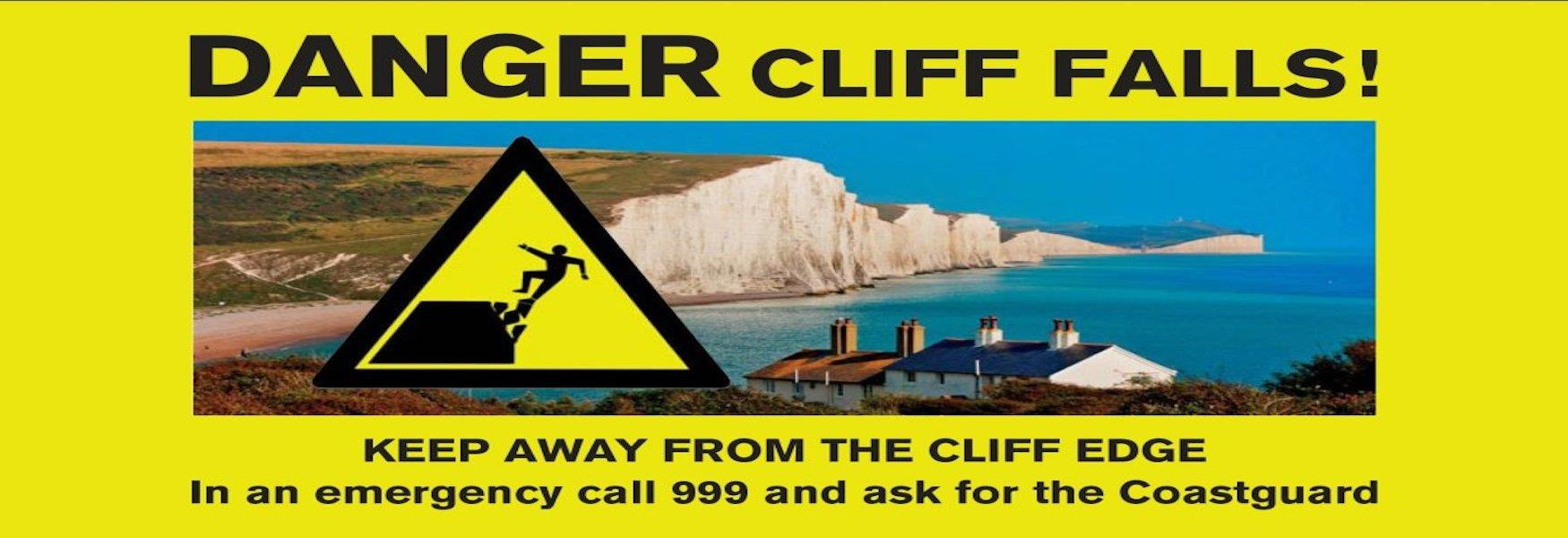 Cliff Safety Campaign