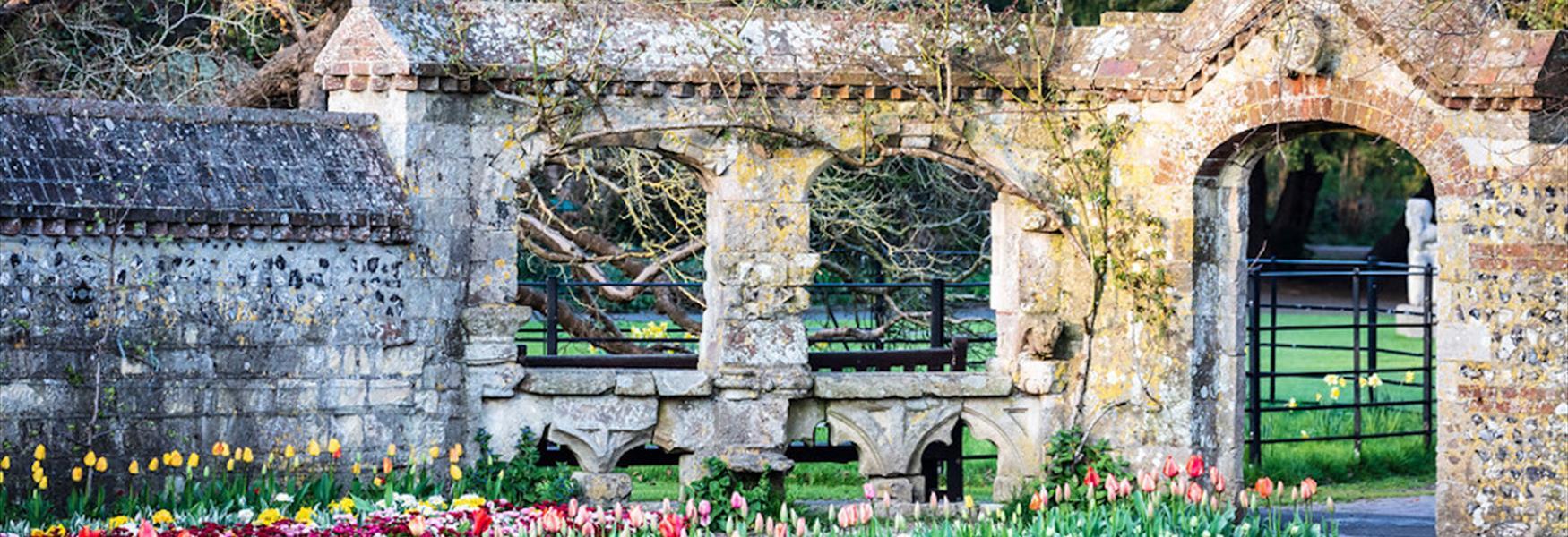 Southover Grange in Spring - Nigel French