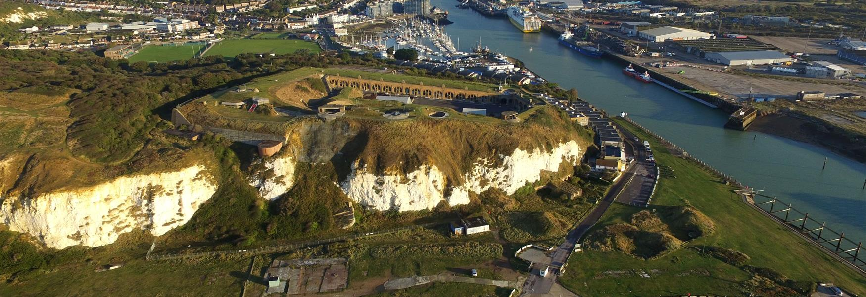 Newhaven Fort - Peter Cripps
