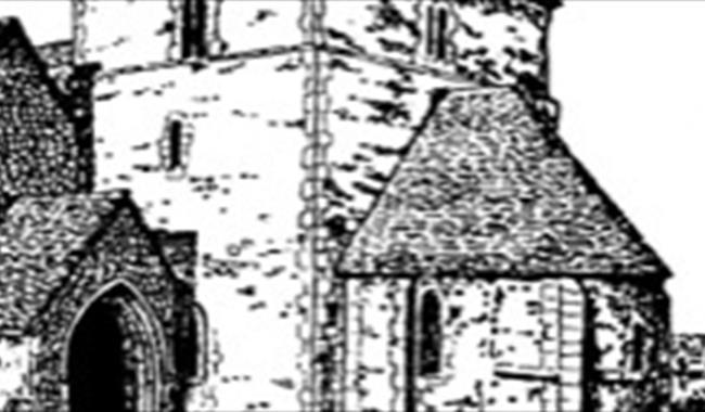 St. Michaels Church drawing