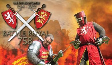 Simon De Montfort defeats Henry II