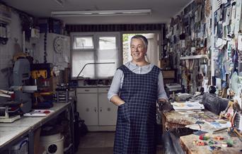 Kathie Murphy studio