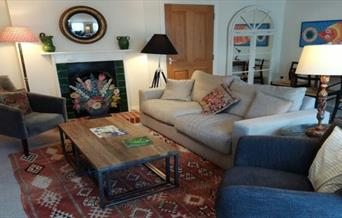 Self catering flat, Lewes