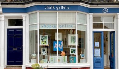 Chalk Gallery exterior