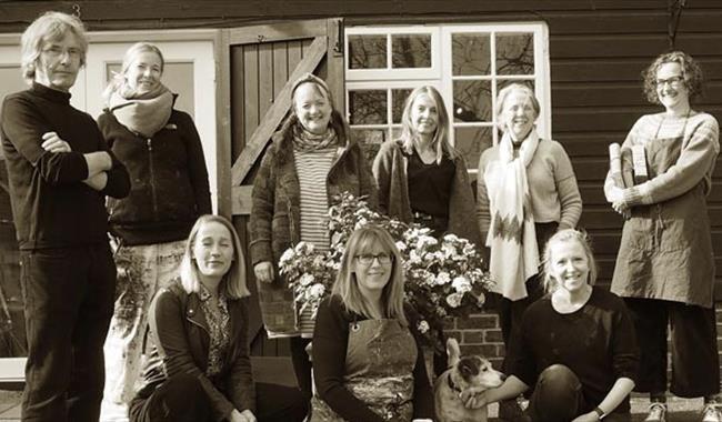 Turner Dumbrells group photo