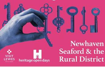 Heritage open days poster