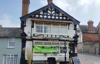 Picture of The Kings Head on Southover Highstreet