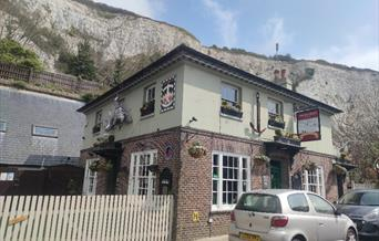 Picture of the Snowdrop Pub in Lewes
