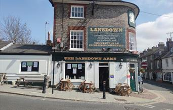 Picture of the Lansdown Arms in Lewes