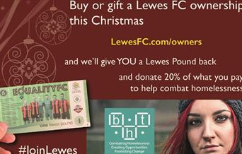 Join Lewes poster