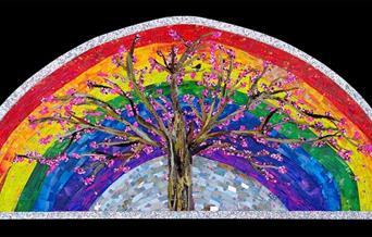Rainbow image by James Owen Thomas