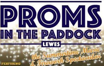 Proms in the Paddock